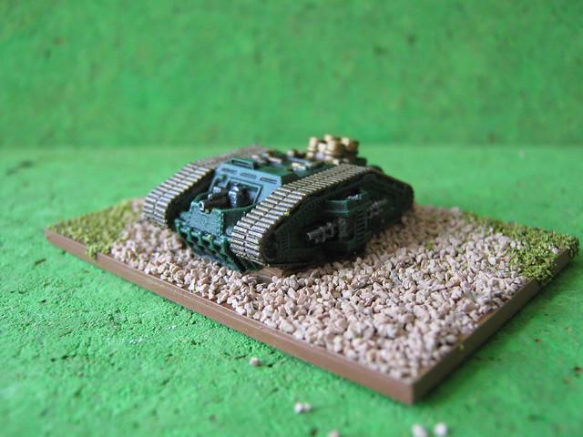 Kingdom of Britannia Bulldog Medium Tank (2)