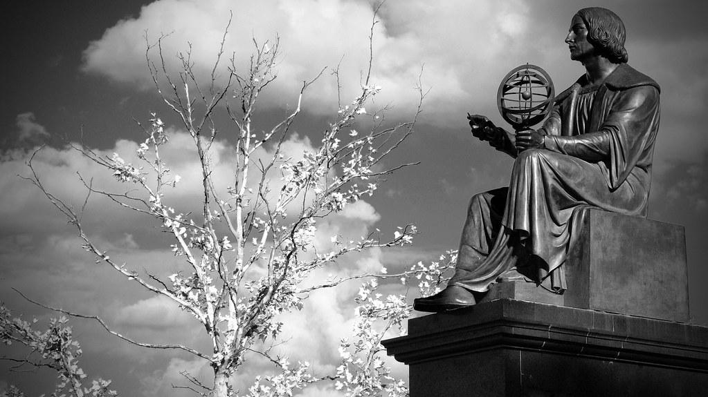Nicolaus Copernicus | Somewhere in Warsaw, Poland | Gabriela Fab ...