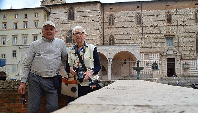 Con l'Amico Domenico ad Umbria Jazz