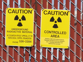 EBR-1: Radioactive warning signs | by mormolyke
