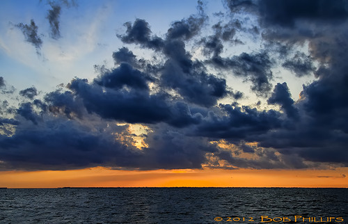 sunset gulfofmexico clouds florida pineisland bokeelia