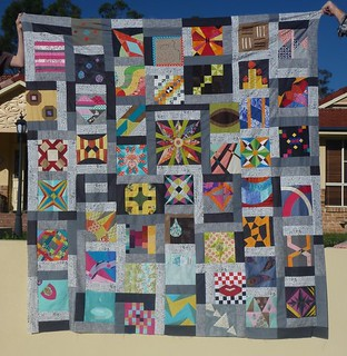 DHWQ Quilt top Finished