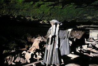 Catacombes bones