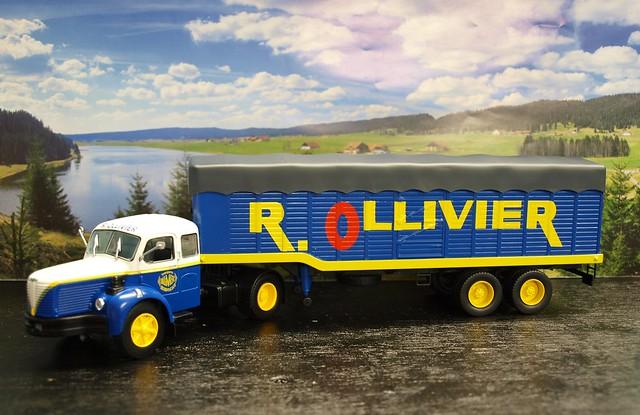Berliet TLM Transports Ollivier