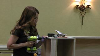Ana and her drills