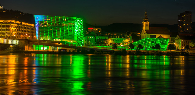 Ars Electronica Center -LINZ a