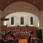 Kirchenkonzert & Tonträgertaufe 2006