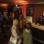 Lemn Sissay   The hugely successful poet meets fans after his event © Robin Mair