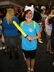 Finn/Fionna from Adventure Time