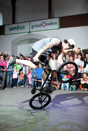 Matthias Dandois (FRA) | by Bike Days Schweiz