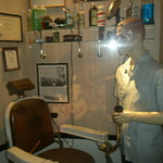 Fri, 08/06/2012 - 10:44am - Display of Antonio Nobile's barbershop.