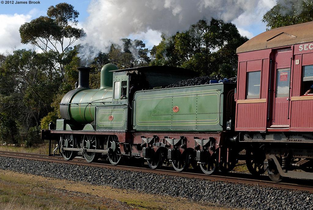 Y112 at North Ballarat by James Brook