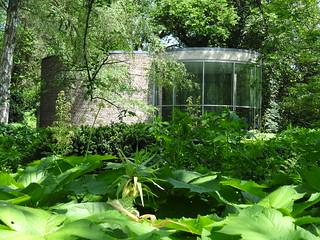 Graubnerpaviljoen (Edwin Heerich) - Museum Insel Hombroich - Neuss {mei 2012} | by westher