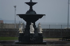 fountain, People's Park, Dun Laoghaire