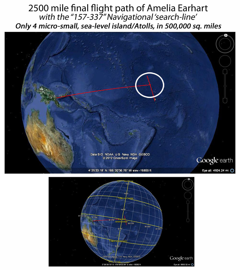 Probable Last flight path of Amelia Earhart: Poor planning ... on amelia earhart dna island map, amelia earhart signature, amelia earhart killed by japanese, amelia earhart trip around the world, amelia earhart flying around the world, amelia earhart roller coaster, amelia earhart flying her plane, amelia earhart bones on an island, amelia earhart mystery theories, amelia earhart airplane model kit, amelia earhart atlantic crossing, amelia earhart flying cross, amelia earhart license, amelia earhart memorial, amelia earhart first plane canary, great britain united states flight route, amelia earhart found, amelia earhart garapan prison, amelia earhart mother and father name, amelia earhart plane crash,
