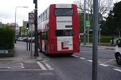 Dublin Training Bus