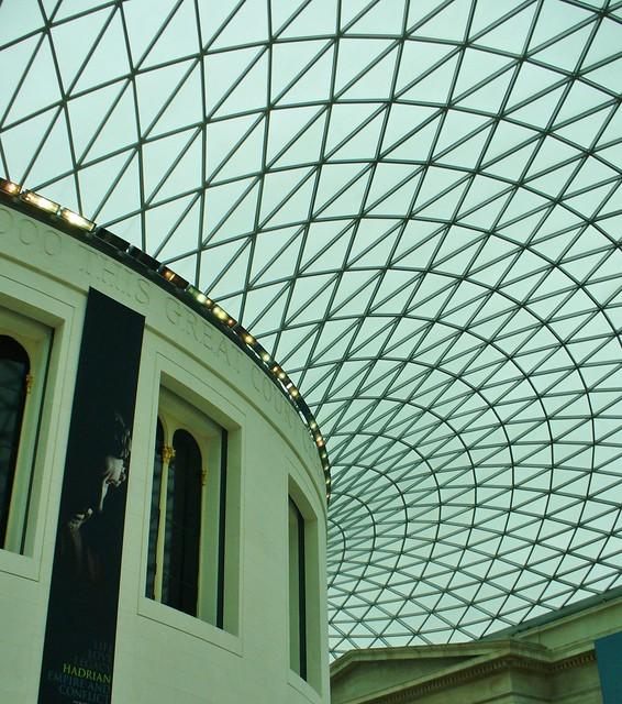 british museum - hall