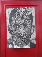 Stinkfish street art