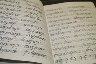 Handskrivning - mellanstadiet | by Helena Ferry
