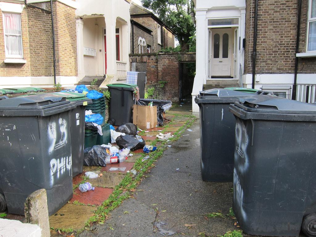 93 Philip Lane - Impact of new waste arrangements