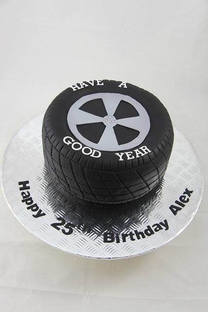 Alex birthday cake