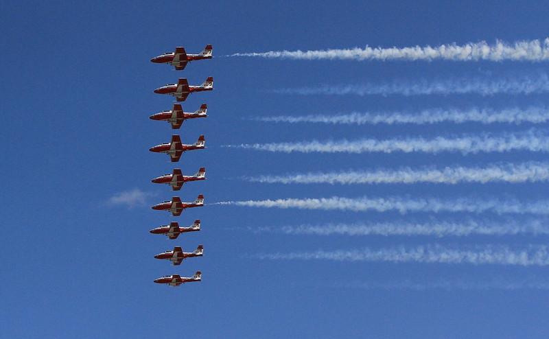 Yellowknife Airshow 2012