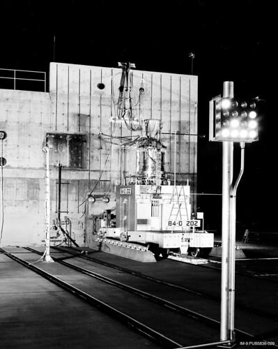 NRDS Station at Jackass Flat