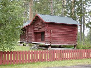 Cabins in Sweden
