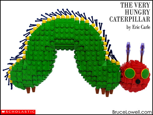 The Very Hungry Caterpillar | by bruceywan