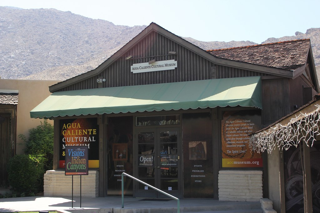 Palm Springs: Agua Caliente Cultural Museum