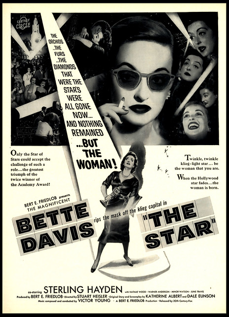 Bette Davis - The Star