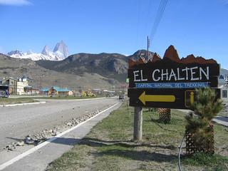 El Chaltén, Santa Cruz, Argentina, South America