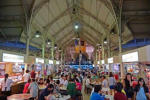 2012-06-17 06-30 Singapore 449 Lau Pa Sat Market | by Allie_Caulfield