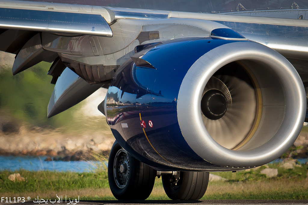 CF34-10E7 | The General Electric CF34 is a civilian turbofan