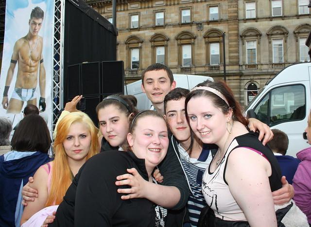 Glasgow Gay Pride 2012: