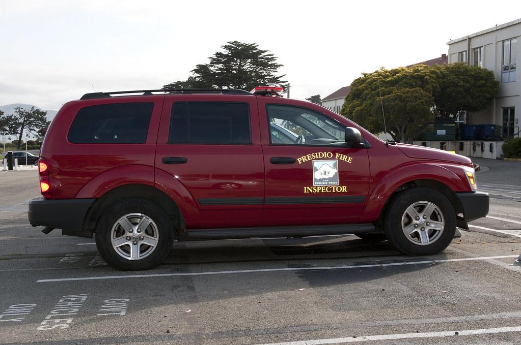 Presidio of San Francisco Fire Inspector | Dave | Flickr