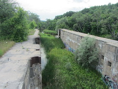 Unfinished Newmarket Canal