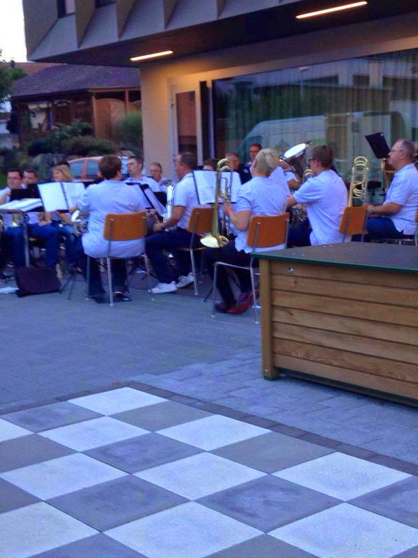 Dorfplatz-Konzert 2014