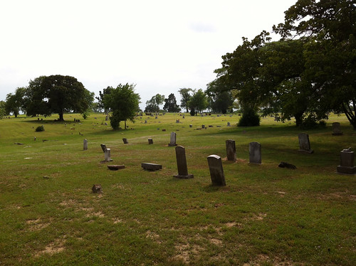 oklahoma cemetery iphone haskell iphoneography