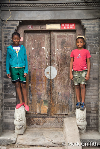 In the HuTong | by Mark Griffith