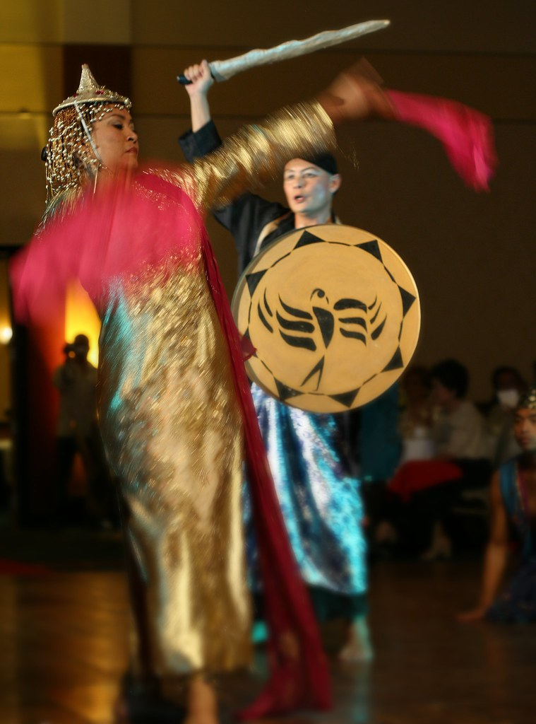 Singkil Stories - Kalayaan Festival | Costume Design: Sonia