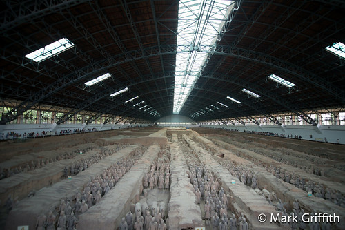 Terra Cotta Warriors - Pit 3 | by Mark Griffith