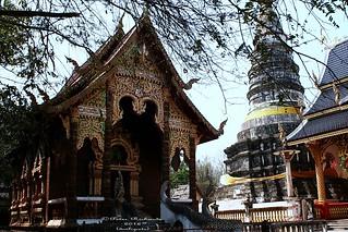 Wat Ban Paang.  วัดบ้านปาง | by ol'pete