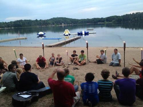 church youth episcopal summercamp wautoma northeastwisconsin dioceseoffonddulac