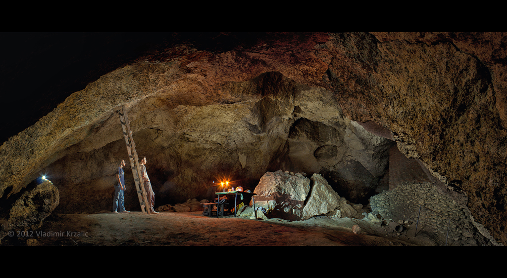 Tasmajdan Cave