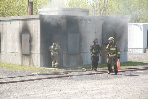 Pre-Service Firefighter Program at St. Lawrence College