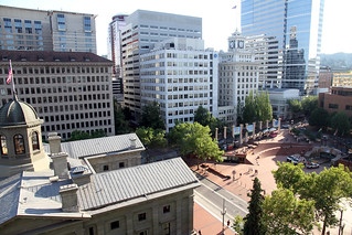 The Nines - View of Courthouse and Square | by Miss Shari