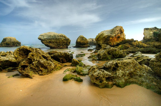 Albuferia, Algarve, Portugal