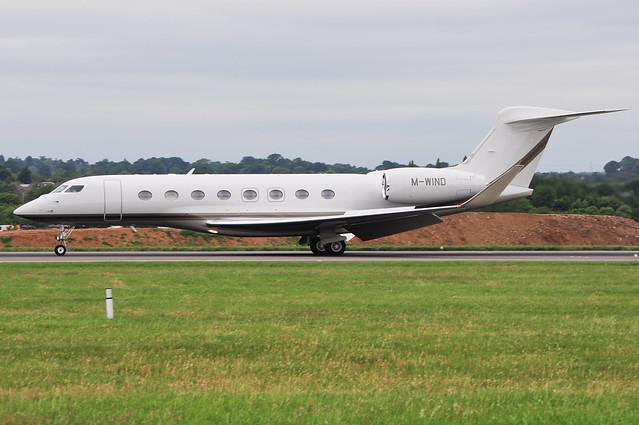 Bayham Ltd Gulfstream G650 M-WIND