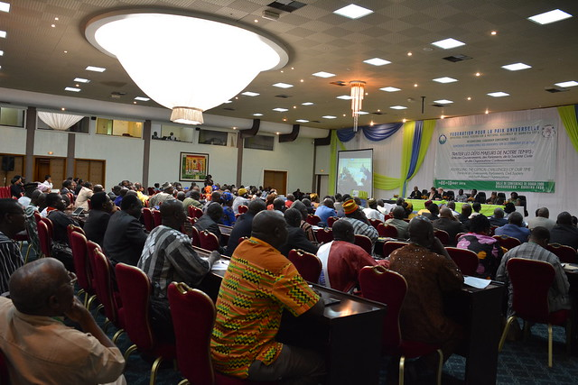 Burkina Faso-2016-08-10-Parliamentarians for Peace Launched in West Africa
